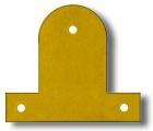 Ohebný háček pro napínací rám - velikost 3 - balení 50 ks