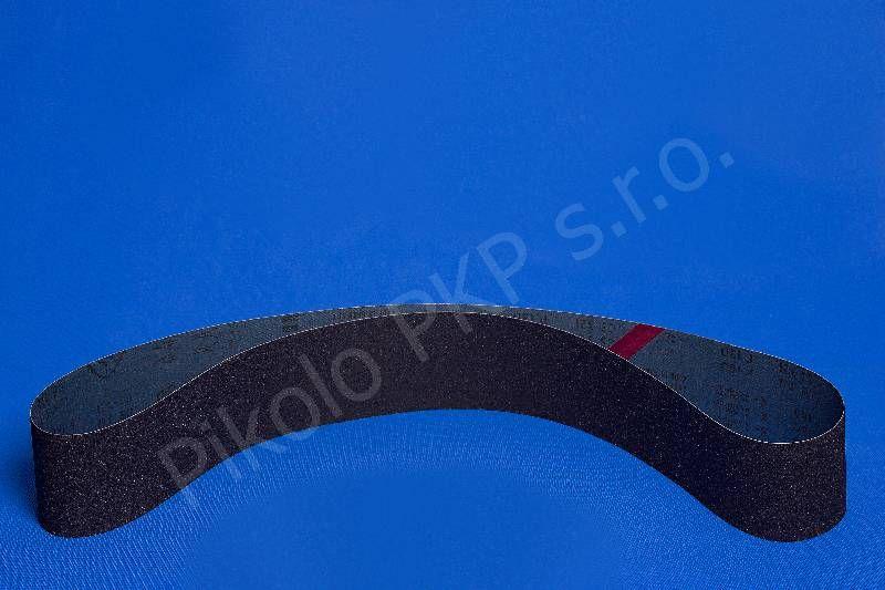 Brus.pás 100x3350 mm, karborundum, zr. 180