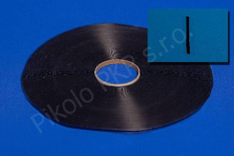 Butylová šňůra 1,7 mm