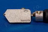 Nikken kovový; NC-X03B; pro sílu 2-6mm; široká hlava