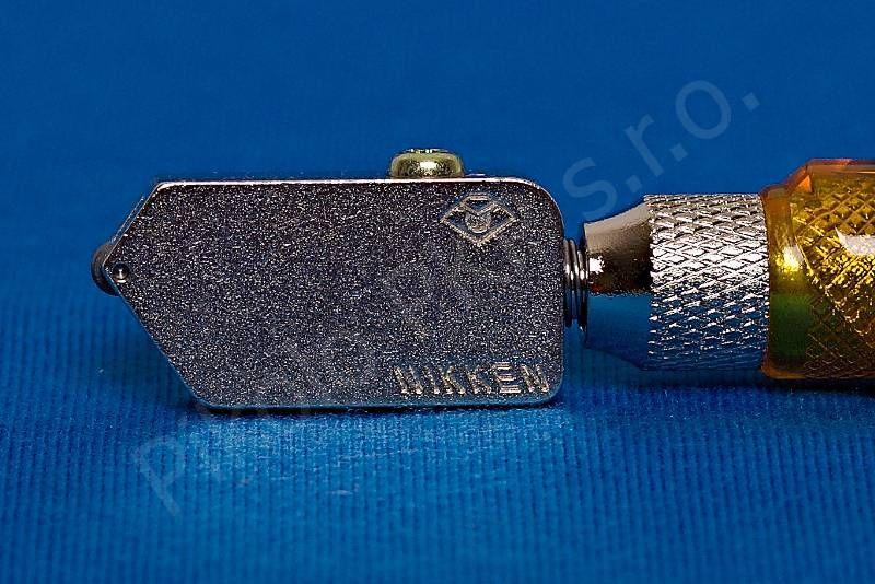 Nikken - náhradní hlava široká pro sílu skla 6 - 12 mm