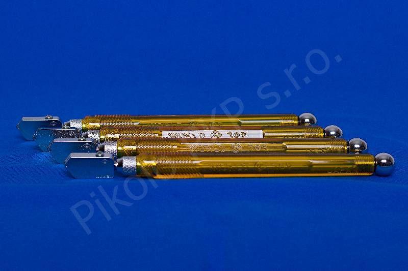 Nikken plastový; NC-X03T; pro skla 6-12 mm; široká hlava