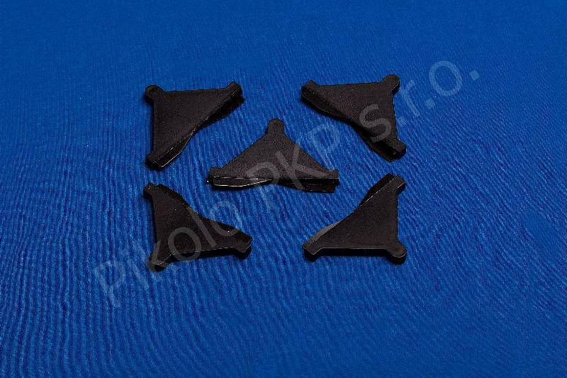Ochranný roh 3-4 mm - balení 100 ks